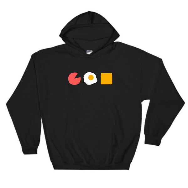 Pork Roll Egg and Cheese Hoodie