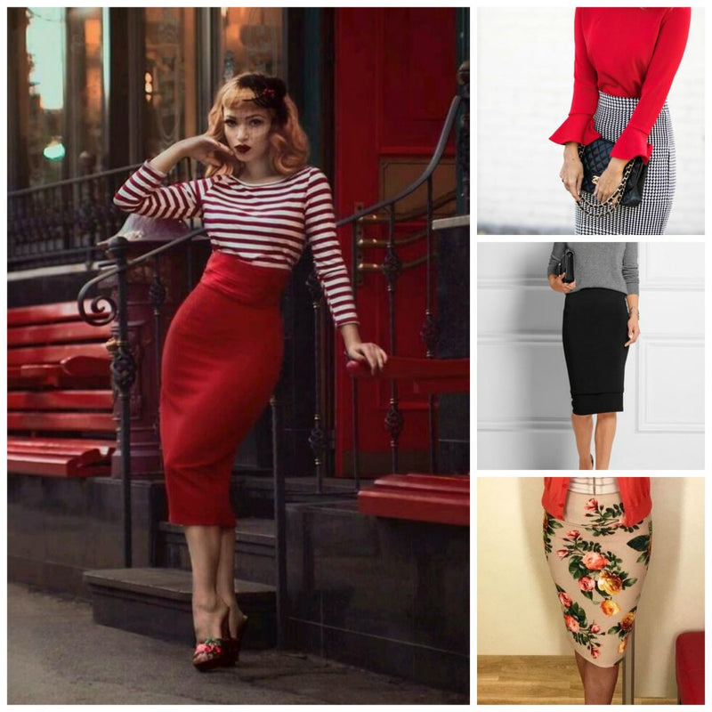 Let's Talk Pencil Skirts.