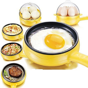 SMART ELECTRIC FRYING PAN EGG BOILER