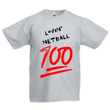 Load image into Gallery viewer, Lovin' Netball 100% - Kids - Sportologyonline