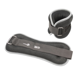 Neoprene Wrist & Ankle Weights - Sportologyonline - Fitness Mad