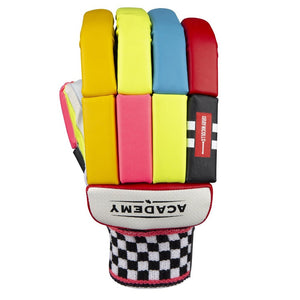 Off-Cuts Academy Batting Gloves - Sportologyonline - Gray Nicolls
