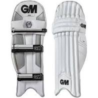 GM 808 Youth Left Handed Batting Pads 2020 - Sportologyonline - Gunn and Moore