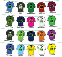 Load image into Gallery viewer, Natural Netballer Tee - Adult - Sportologyonline - Sportology Netball