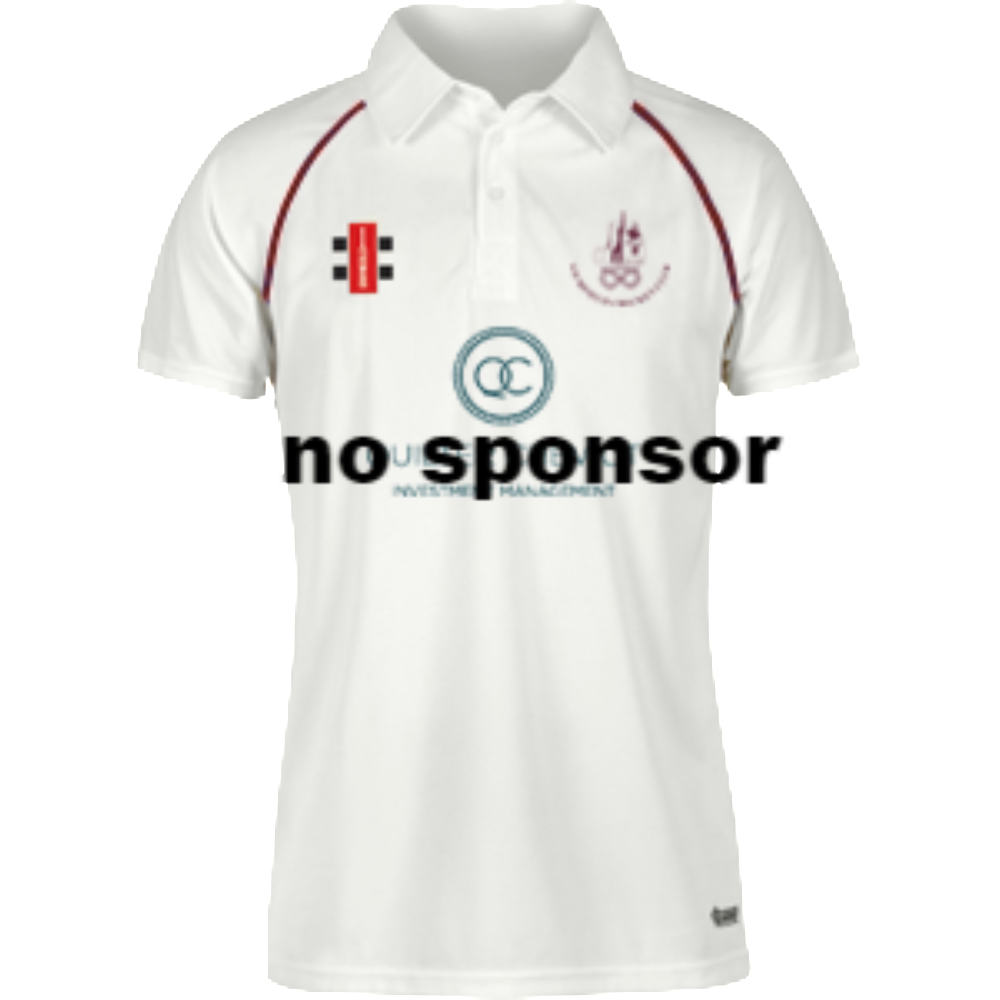Lichfield CC Juniors Playing Shirt - Short Sleeve - Sportologyonline