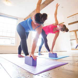 Yoga Brick - Sportologyonline - Fitness Mad