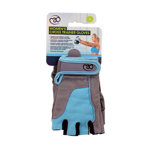 Women's Cross Trainer Gloves - Sportologyonline - Fitness Mad