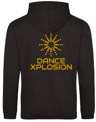 Dance Xplosion Ladies Zipped Hoodie