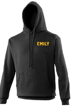 Load image into Gallery viewer, Dance Xplosion Ladies Zipped Hoodie