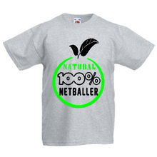 Load image into Gallery viewer, Natural Netballer - Kids - Sportologyonline