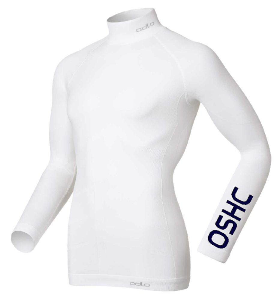 Old Sils HC Baselayer - White