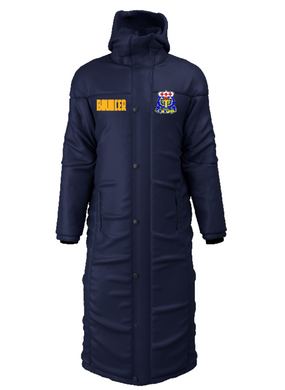 NEW - Solihull Blossomfield HC Bench Coat