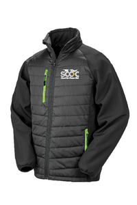 TRSCOC Heavy Softshell Jacket - 6 Colour Trims Available - Sportologyonline - Sportologyonline