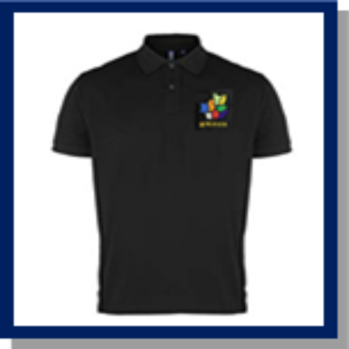 MRHUA Mens Fit Polo Shirt - Sportologyonline