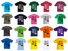 Load image into Gallery viewer, Netball Checklist Tee - Kids - Sportologyonline