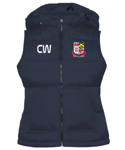 Old Sils HC Gilet - Women's Fit