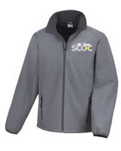 Load image into Gallery viewer, TRSCOC Mens Softshell Jacket - Sportologyonline