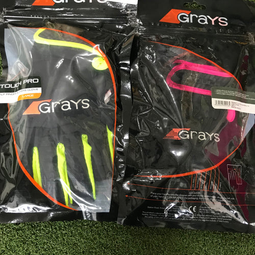 Grays Touch Pro Hockey Glove LH - Sportologyonline