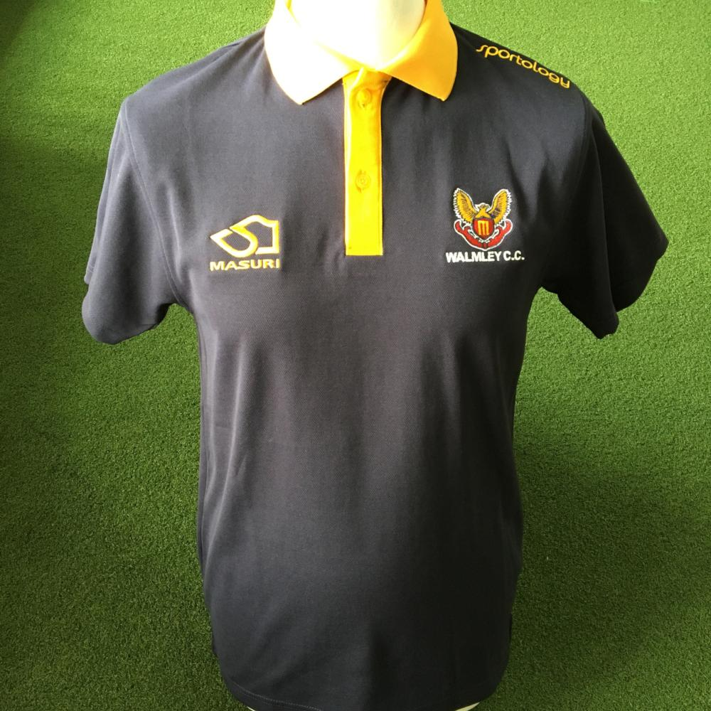 Walmley CC Polo Shirt - Sportologyonline