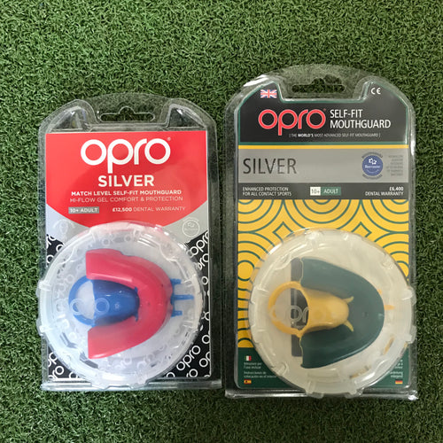 Opro Silver Mouthguard - sportology-uk