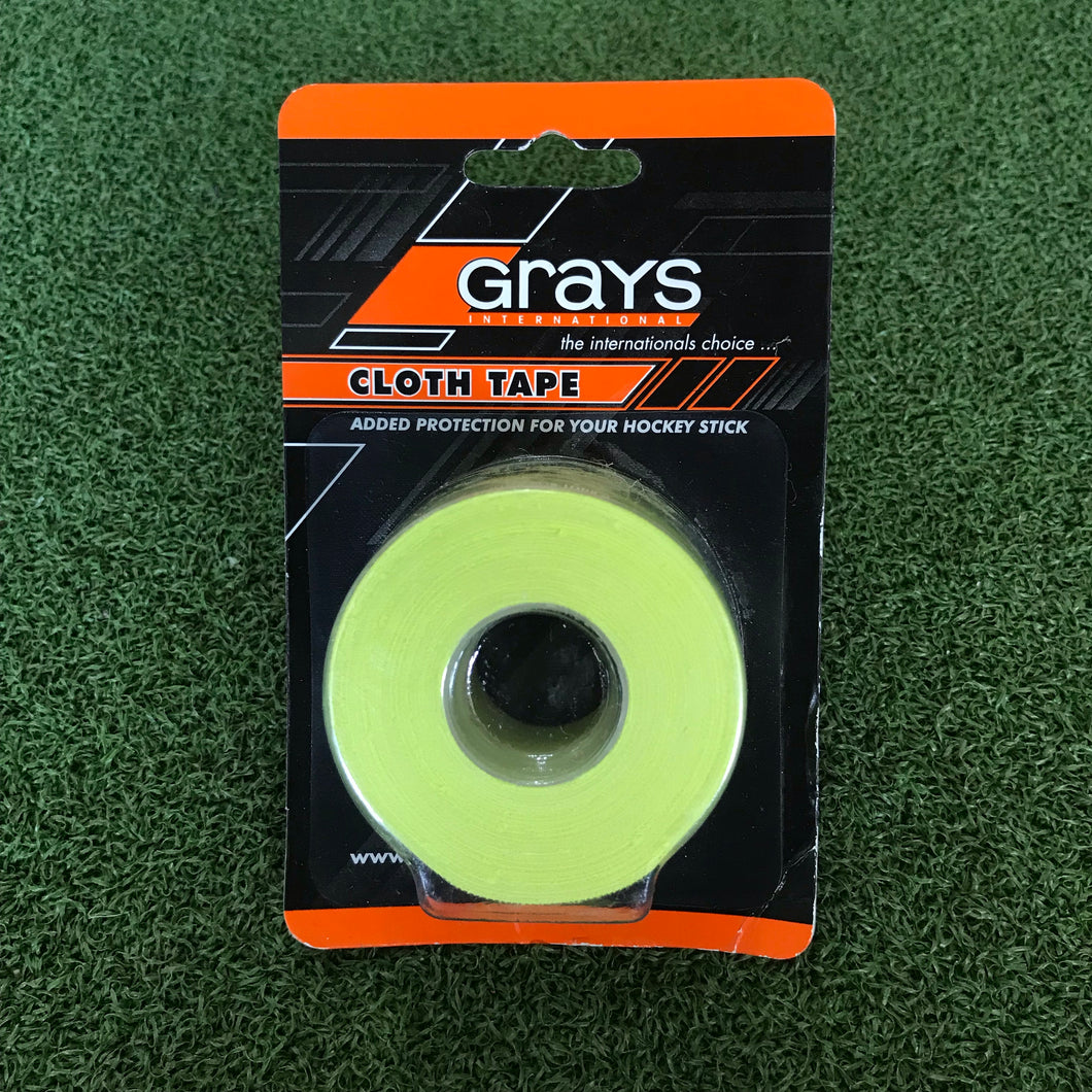 Grays Cloth Tape - Sportologyonline