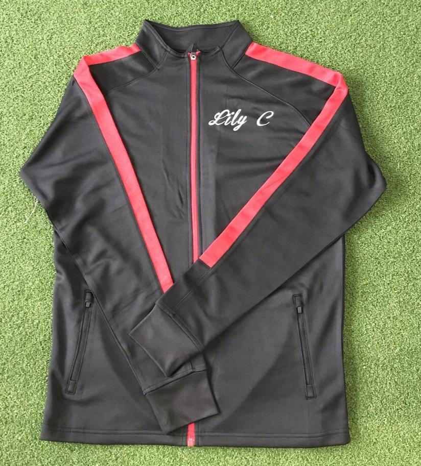 Mark Hindle Track Jacket