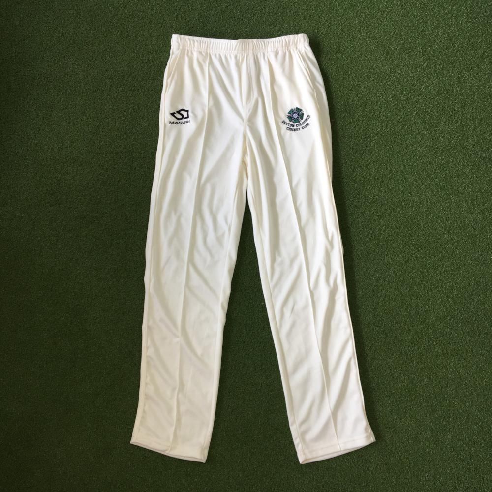 Sutton Coldfield CC Playing Trousers - Sportologyonline