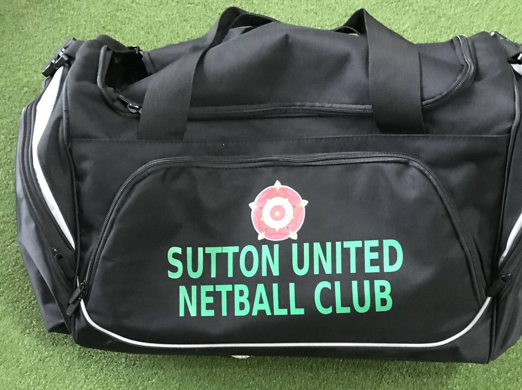 Sutton United Pro Team Holdall
