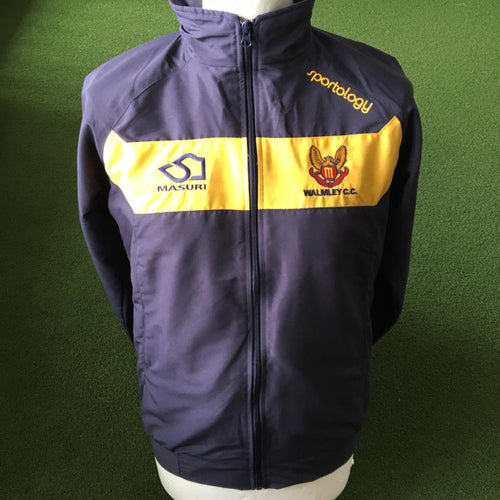 Walmley CC Track Jacket - sportology-uk
