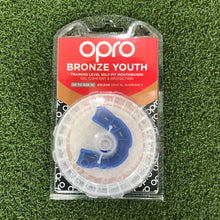Load image into Gallery viewer, Opro Bronze Youth Mouthguard - Sportologyonline