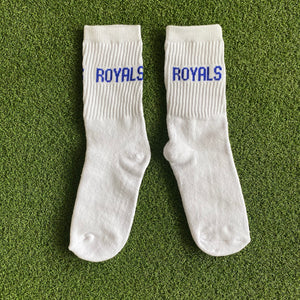 Sutton Royals Socks