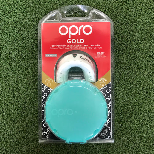 Opro Gold Mouthguard - sportology-uk