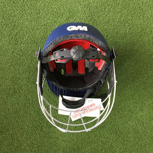 GM Purist Geo II Cricket Helmet - Sportologyonline - Gunn and Moore