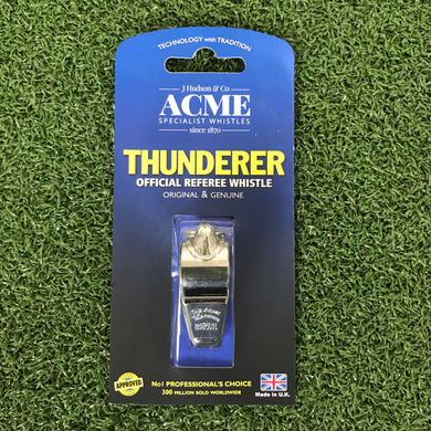 Acme Thunderer Small Whistle - Sportologyonline