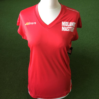 Midlands Masters Playing Shirt - Women - Sportologyonline