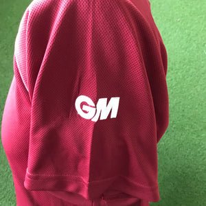 GM Training Shirt - Maroon - Sportologyonline