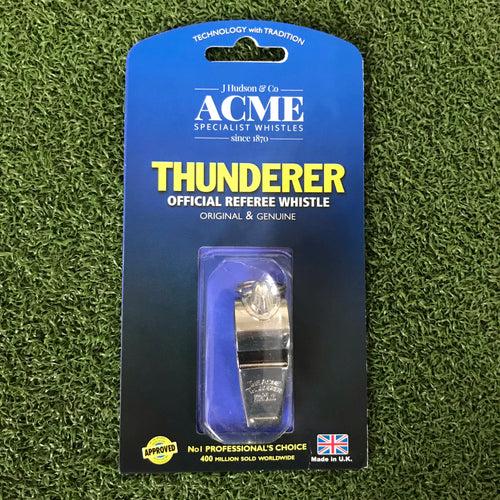 Acme Thunderer Medium Whistle - Sportologyonline