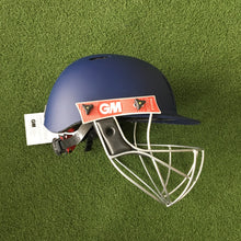 Load image into Gallery viewer, GM Purist Geo II Cricket Helmet - Sportologyonline - Gunn and Moore