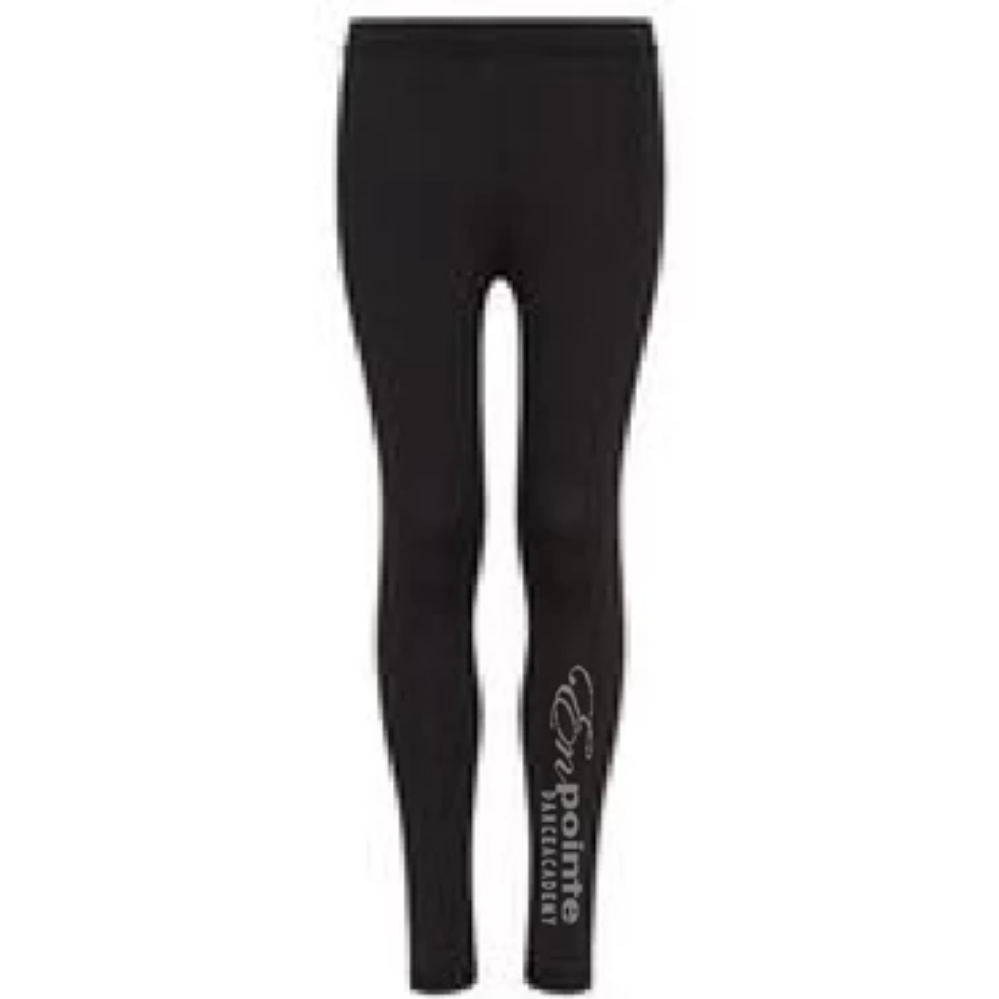 En Pointe Dance Academy Senior Leggings - Sportologyonline