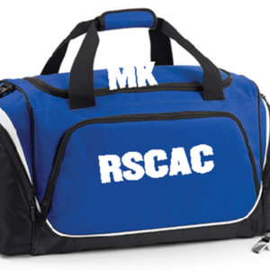 RSCAC Kit Bag - Sportologyonline