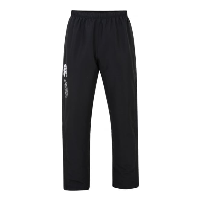 Canterbury Open Hem Stadium Pants - Mens Fit - Black - Sportologyonline - Canterbury