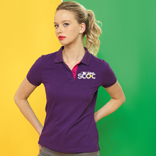 Load image into Gallery viewer, TRSCOC Ladies Polo Shirt - Sportologyonline