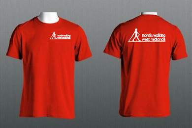Nordic Walking Mens T-Shirt - Sportologyonline