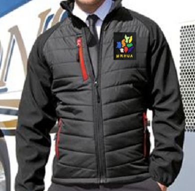 MRHUA Heavy Softshell Jacket - 5 Colour Trims Available - Sportologyonline