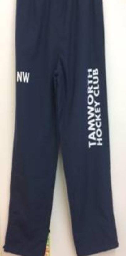 Tamworth HC Trackpants - Sportologyonline - Sportology Hockey