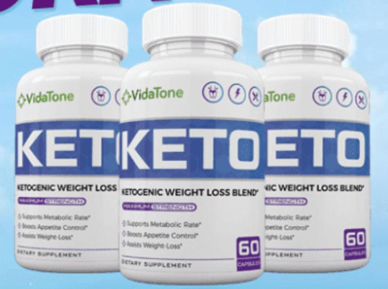 VidaTone Keto Diet - Buy 2 Get 1 Free Offer - keto diet