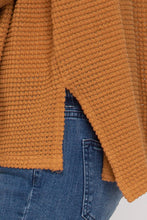 Load image into Gallery viewer, Caramel Cuff Sleeve Turtleneck Thermal Top