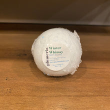 Load image into Gallery viewer, Winter Whimsy Bath Bomb