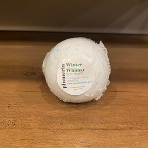 Winter Whimsy Bath Bomb