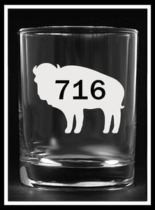 716 BUFFALO ROCKS GLASS